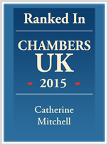Ranked in Chambers UK 2014 Leading Firm