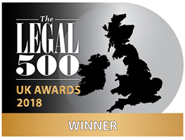 UK Regional Law Firm of the Year (Human Resources)
