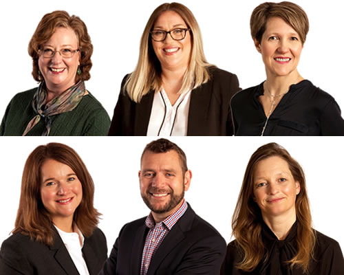the team at Menzies Law