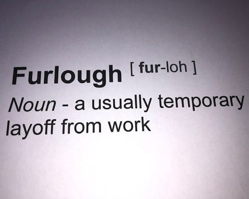 definition of furlough